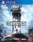 New Sony PS4 Games Star Wars Battlefront Asia HK Version Chinese Subs