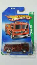Hot Wheels 2010 Super Treasure Hunt  Fire Eater   Real Riders