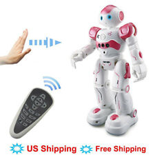 Remote Control Robot  Smart Robot Toys Nice Gift for Boys Girls kids - Pink