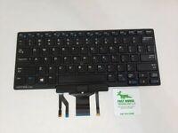 "Dell Latitude E5450 E7450 14"" Laptop Keyboard D19TR OEM (Backlit)"