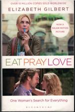 Eat Pray Love ; by Elizabeth Gilbert - Paperback Book 2010 - Film Tie-in Edition