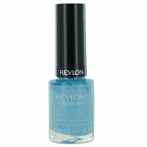REVLON COLORSTAY LONGWEAR NAIL ENAMEL POLISH - BLUE SLATE (280)