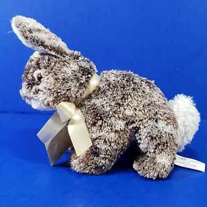 Princess Soft Toys Borders Excl Plush Cotton Tail Bunny Rabbit Cocoa 10 Inch