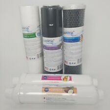 6 Stage Reverse Osmosis Water Filter Replacement Set