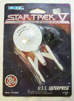Star Trek USS Enterprise 1989 Final Frontier NCC-1701-A Diecast Metal - BK702