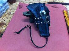 CUSTOM HOLSTER FOR NEW RUGER VAQUERO JOHNNY RINGO COWBOY ACTION
