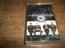 1990 AUDIO CASSETTE ABSOLUTELY ABC- THE BEST OF ABC- CAT NO. 8429674-VG CON.