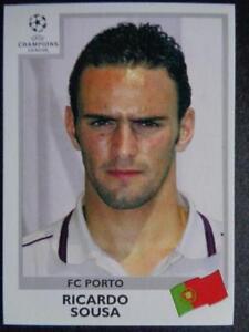 Panini Champions League 1999-2000 - Ricardo Sousa (FC Porto) #165