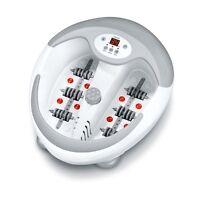 Beurer FB50 Luxury Foot Bath Spa Water Heater, Bubble & Vibration Massage   NEW