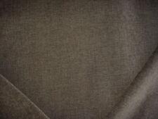 7-3/8Y Kravet Smart 34959.621 Bark Brown Striated Chenille Upholstery Fabric