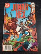 Jonah Hex#70 Awesome Condition 5.5(1983)Andru Cover!! Cool!!
