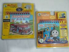 Leap Frog My First Leap Pad 2 games Thomas & school trip/Vroom Vroom On the Go
