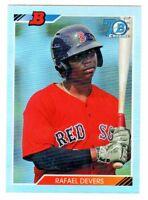 2017 Bowman Chrome 1992 RETRO #92B-RD RAFAEL DEVERS RC Red Sox QTY AVAILABLE