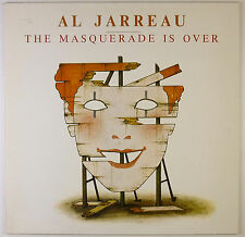 "12"" LP-Al Jarreau-the Masquerade Is Over-b3285-Slavati & cleaned"