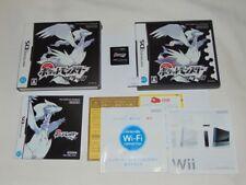 Nintendo DS JAP: Pokemon Black Edition