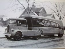 1940 FORD CABOVER TRUCK SPECIAL BODY  12 X 18  PHOTO  PICTURE
