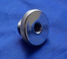 AIR CLEANER NUT - 5/16  POLISHED STAINLESS