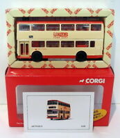 Corgi 1/76 Scale Diecast Model 91706 - Kowloon Double Decker Metrobus