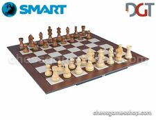 DGT SMART Board WI + Wooden TIMELESS chess pieces - Electronic CHESS set - WI