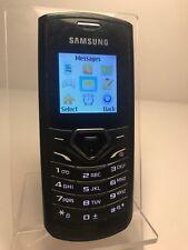 Samsung GT E1170i - Black (Unlocked) Mobile Phone
