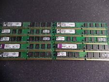 KINGSTON PC2-4200 DDR2-533 DDR2 RAM LOW-PROFILE 4GB ( 4x 1GB ) #K9