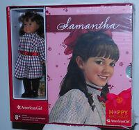 """American Girl Samantha Doll 6"""" Mini Doll 6 Book Set  NIP"""