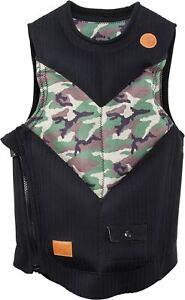Hyperlite Webb S/E Sargent NCGA Wakeboard Vest Mens Sz S