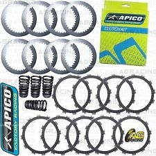 Apico Clutch Kit Steel Friction Plates & Springs For KTM EXC 450 2008-2011 MX