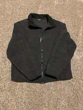 Mens Woolrich Wool Jacket Grey Size XL EUC