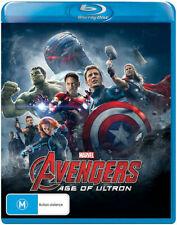 Avengers: Age OF Ultron (Blu-ray, 2015)