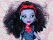 Monster High Doll JANE BOOLITTLE VOODOO and SLOTH w/ Clothing & Accessories
