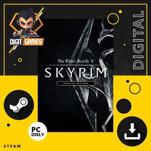 The Elder Scrolls V Skyrim Special Edition - Steam Key / PC Game