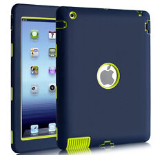 Coque Etui Housse Rigide PVC PU Cuir pour Tablette Apple iPad Air 1/3577