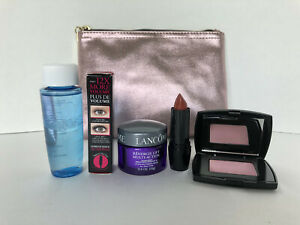 Lancome Renergie Lift & Color Design 6pc Travel Gift Set *New*