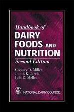 Handbook of Dairy Foods and Nutrition 2000 Blue Cover Second Edition