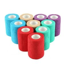 Bandage Non-woven Self-Adhesive Elastic Wrap Tape Waterproof Cohesive Rap Tape
