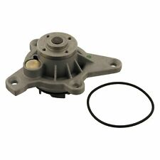 Water Pump Inc Seal Ring Fits Volkswagen Bora Passat 4motion Phaeton Febi 30617
