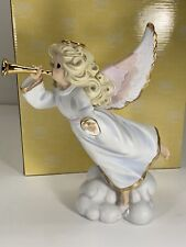 Precious Moments Joy Is The Music Of Angels 112966 3rd Series Heaven's Grace