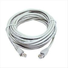 10M METER RJ45 CAT5E ETHERNET NETWORK INTERNET LAN CABLE PATCH MODEM ROUTER LEA