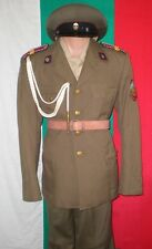 Bulgarian Army NCO's PARADE UNIFORM Military Dress 1990's