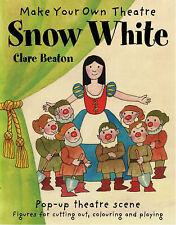 Make Your Own Theatre: Snow White Beaton  Clare Paper 9781905710324