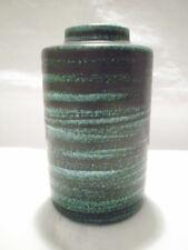 "Wächtersbach Keramik Vase - WGP 50/60er Jahre  - ""Java"" - Top Zustand - Fat Lava"