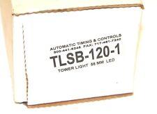 NIB AUTOMATIC TIMING & CONTROLS TLSB-120-1 TOWER LIGHT 5MM LED, TLSB1201