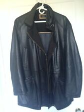 D'Urban Zyphyr black, leather jacket.  Size 42.  Bought in Tokyo, Japan.