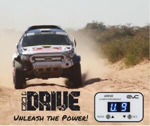 iDrive Throttle Controller for Volkswagen Transporter 2011- All Engines