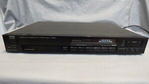 Trio KT-880L AM/FM Hifi Japan Tuner Radio Vintage Quartz Synthesizer AM LW FM