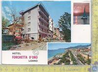Cartolina - Postcard - Cagli - Hotel Pineta - 1972