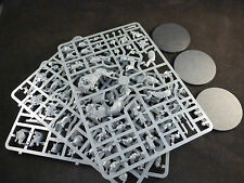 40K Space Marine Space Wolves Thunderwolf Cavalry on Plastic Frames