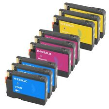 9 COLOR 932XL 933 XL Ink Cartridge for HP Officejet 6100 6700 6600 7100-New Chip