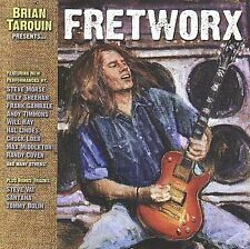 Fretworx by Brian Tarquin (CD, Oct-2008, NuGroove Records)